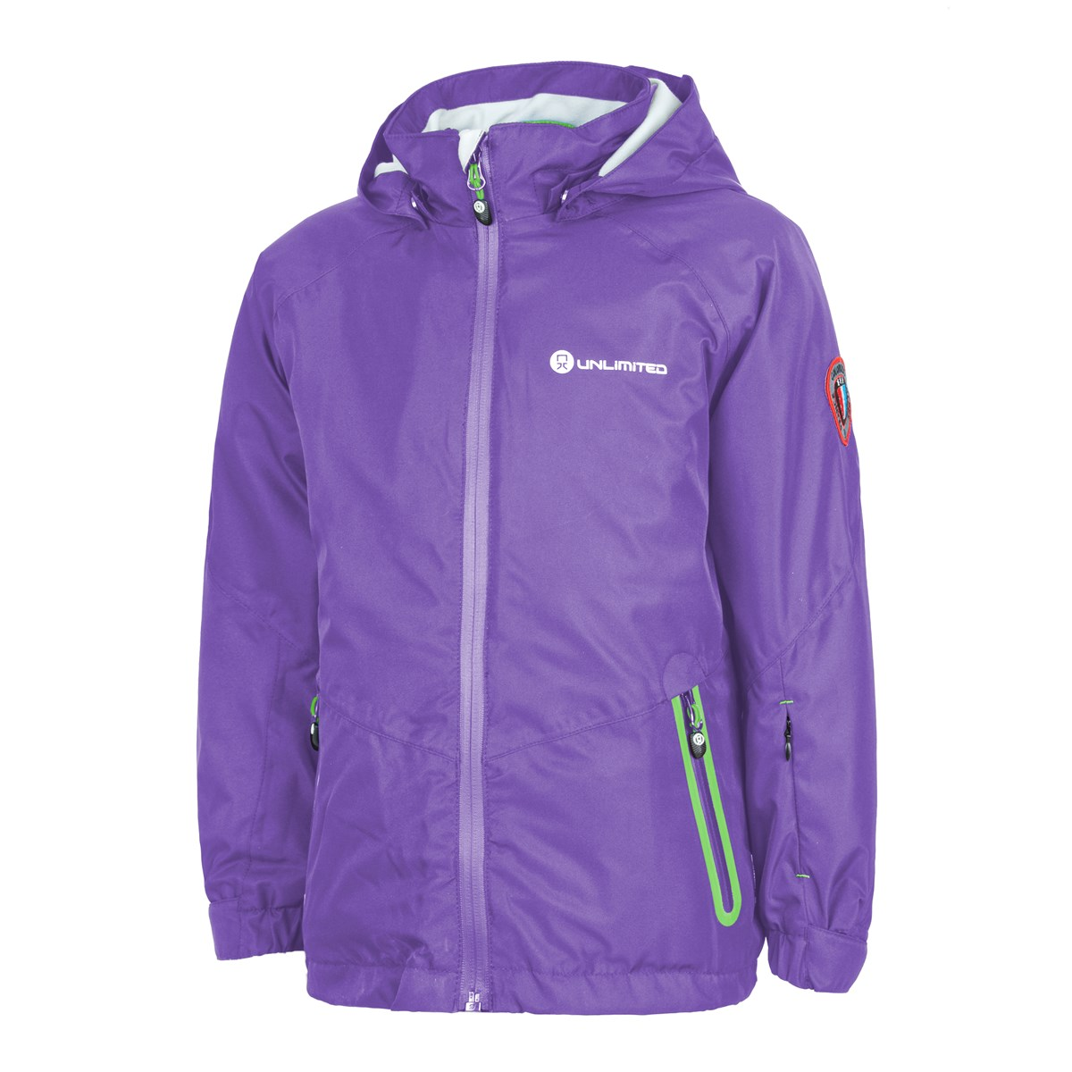 7ff9c57c2 Color Kids Tennesee Girls 3-in-1 Ski Jacket Heliotrope. 0 (Be the first to  add a review!)