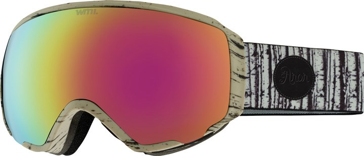 Anon WM1 Ladies Goggles Birch Pink Cobalt £160.00 1502fa03f