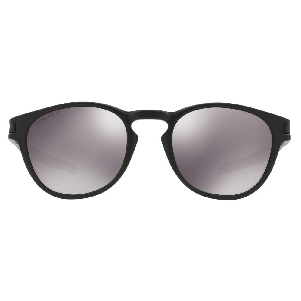 Oakley Latch Sonnenbrille - Schwarz (matte black w/ prizm black) xRwJK6C