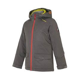 Ziener Apput Junior Kids Ski Jacket Iron Melange 2cdcff55b
