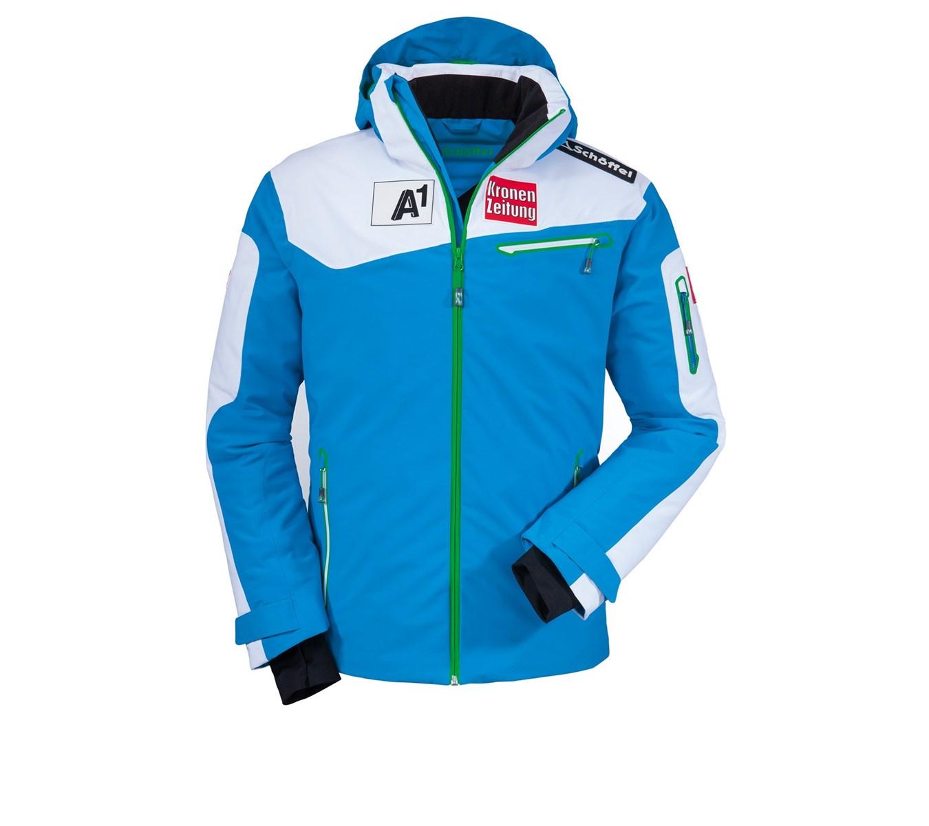 ausgereifte Technologien neueste kaufen tolle Preise Schoffel Cian Austria Race Team Jacket Methyl Blue