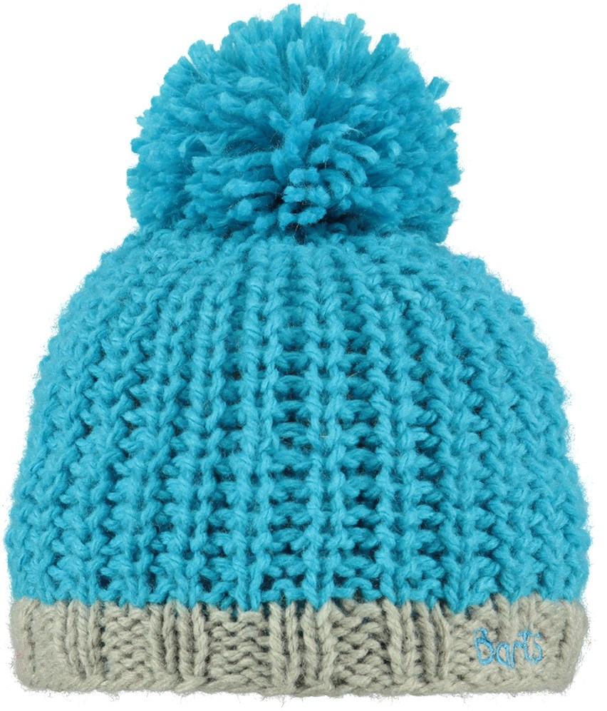 Barts Jordan Boys Beanie Bobble Hat Blue. 0 (Be the first to add a review!) 902402b1d04