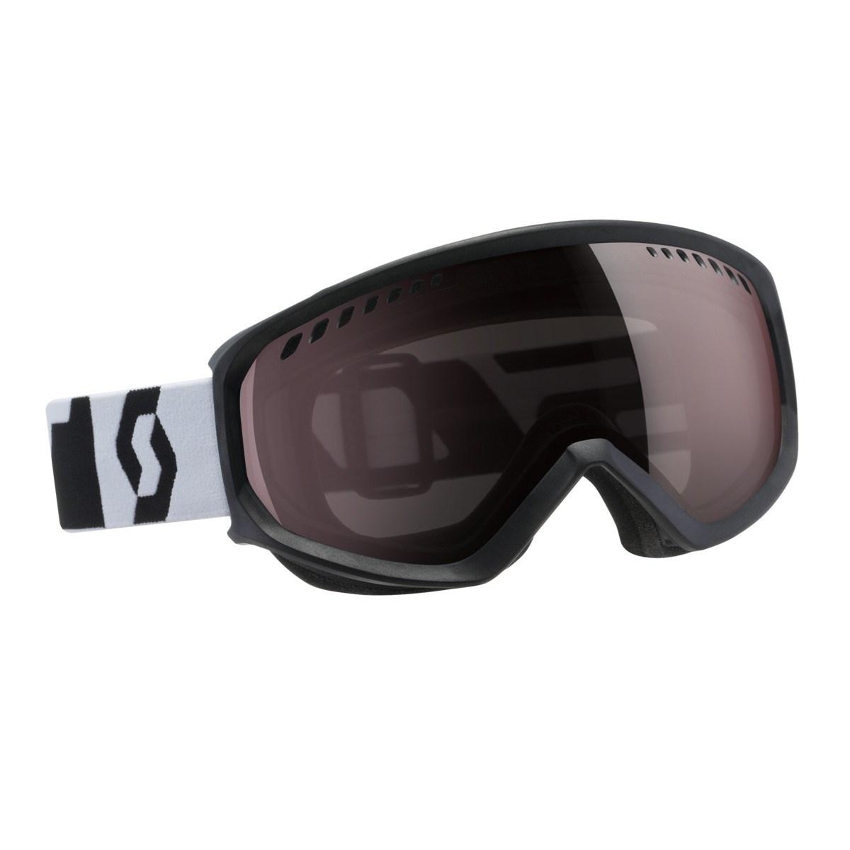 36d504e7d5e0 Scott Faze Ski Goggles Black White/Amplifier Silver Chrome. 0 (Be the first  to add a review!)