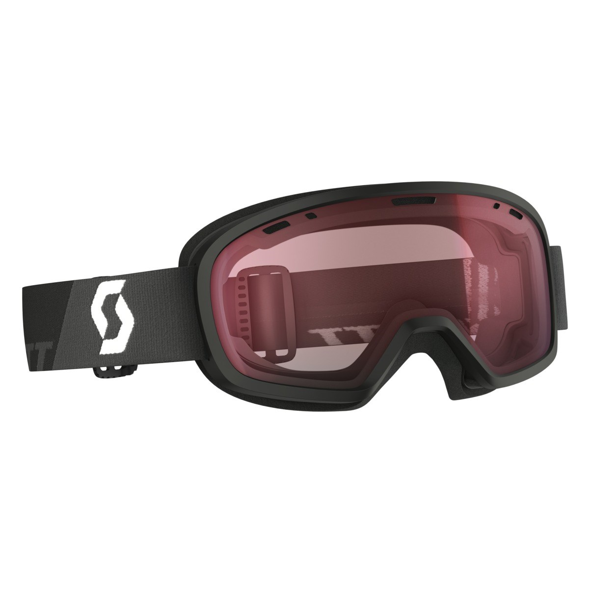 b6e6a660294f Scott Buzz Pro Junior OTG Ski Goggles Black Amplifier. 0 (Be the first to  add a review!)