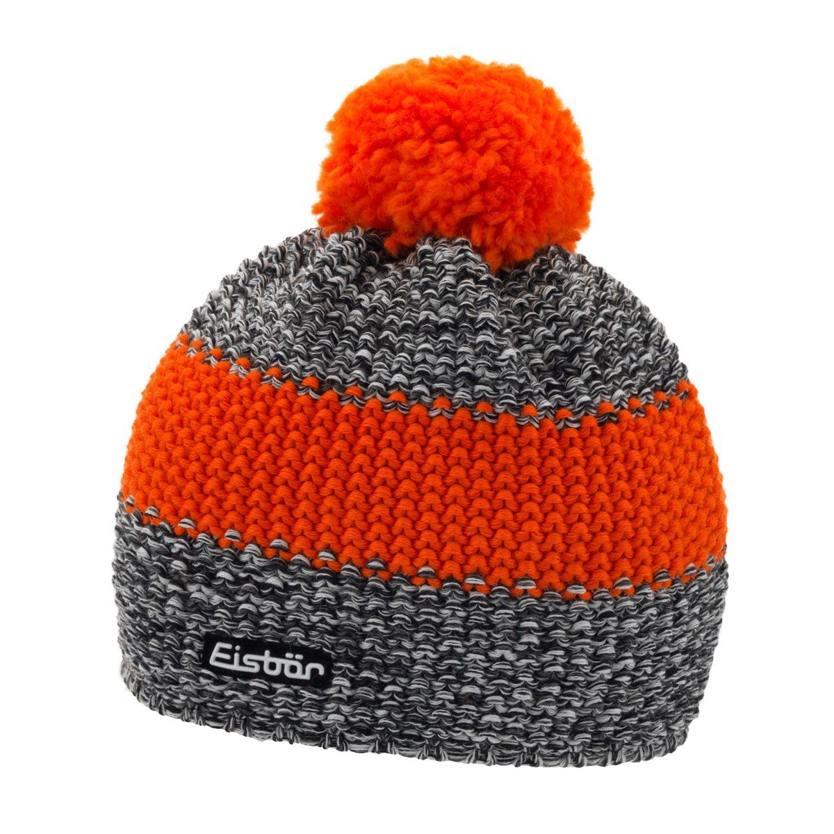Eisbar Styler Mens Merino Bobble Hat 2018 Orange. 0 (Be the first to add a  review!) f985a338d2d