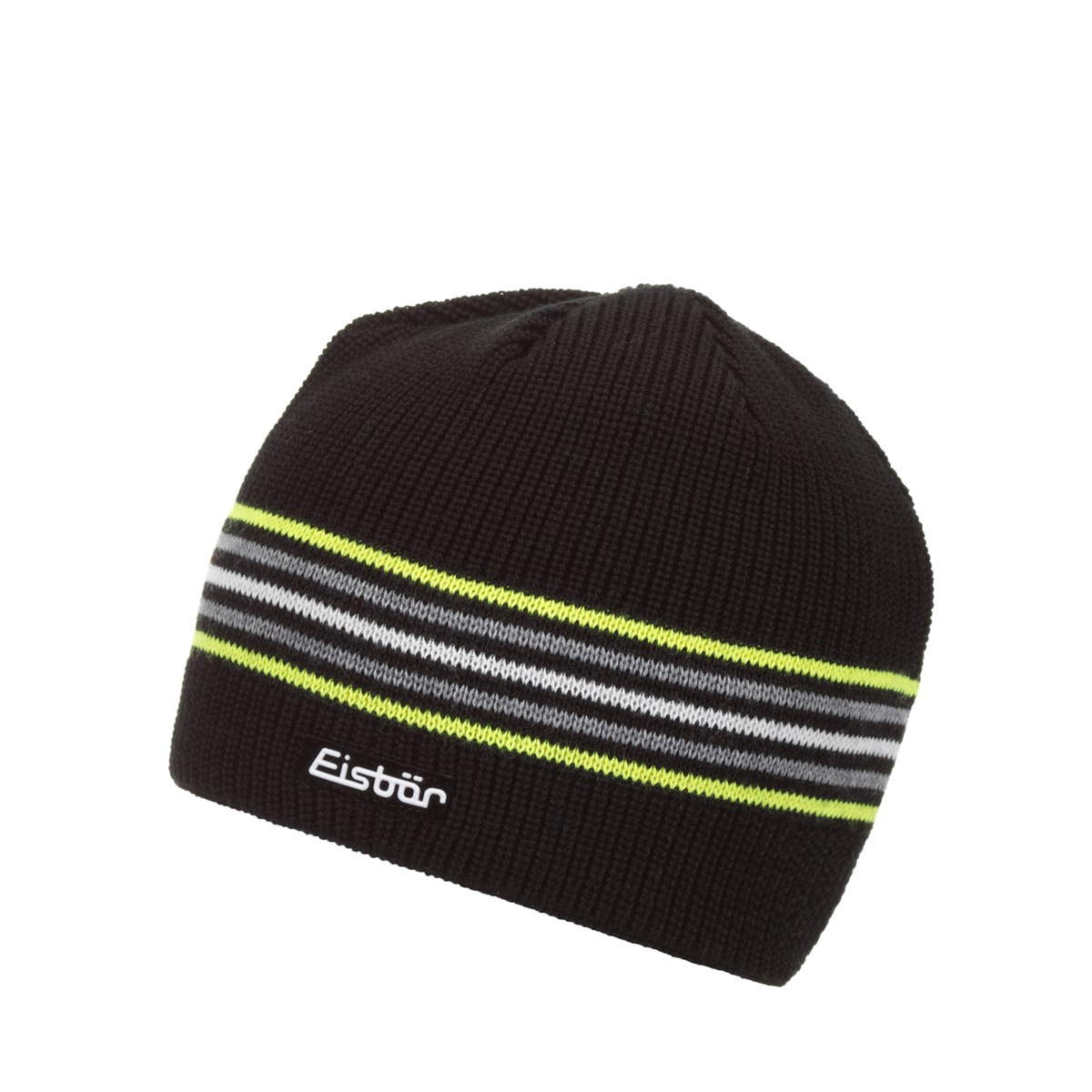 Eisbar Fision Merino Mens Beanie Hat 2019 Yellow   Black. 0 (Be the first  to add a review!) 7acaab0a4fa