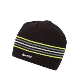b83d6a14a51 Eisbar Fision Merino Mens Beanie Hat 2019 Yellow   Black