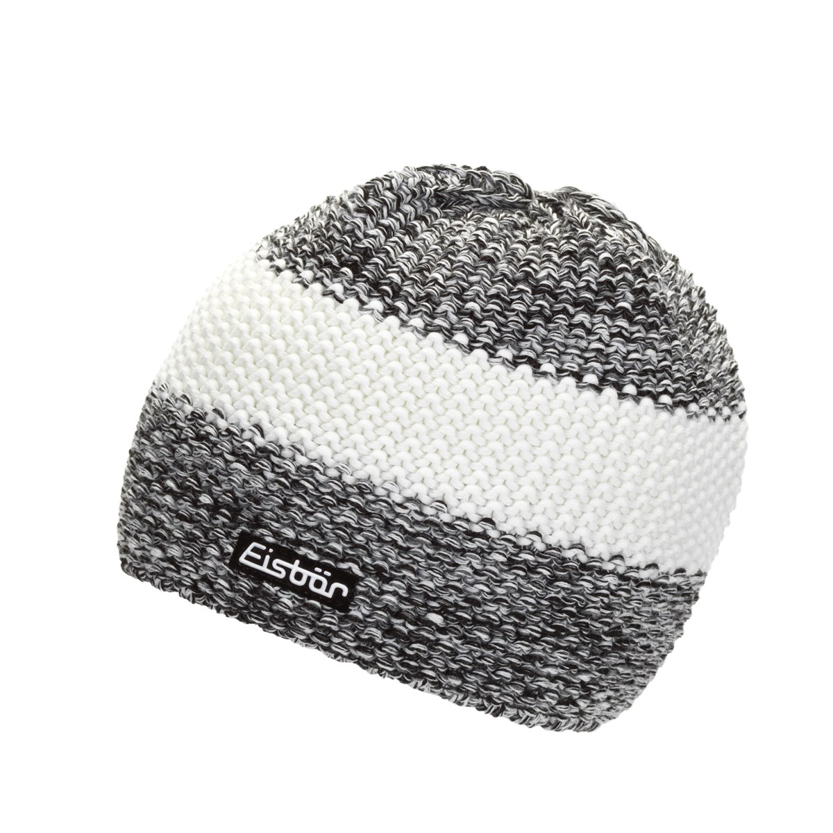 f01721c54c Eisbar Styler Mens Merino Beanie Hat 2019 White / Grey. 0 (Be the first to  add a review!)