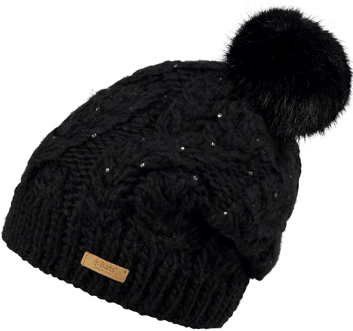 19239bd74f0 Barts Gravel Ladies Pom Pom Beanie Black. 0 (Be the first to add a review!)
