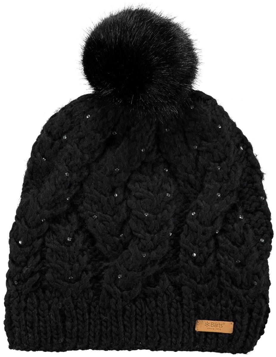 10b49896b94 Barts Gravel ladies Fur Pom Pom Beanie £34.99