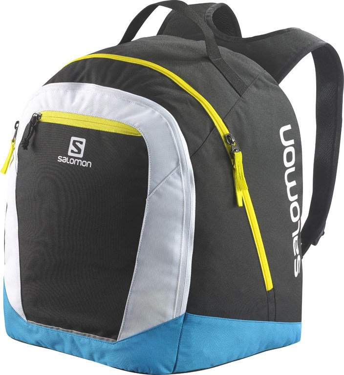 bc795ae016 Salomon Original Gear Ski Boot Backpack Black Blue. 0 (Be the first to add  a review!)