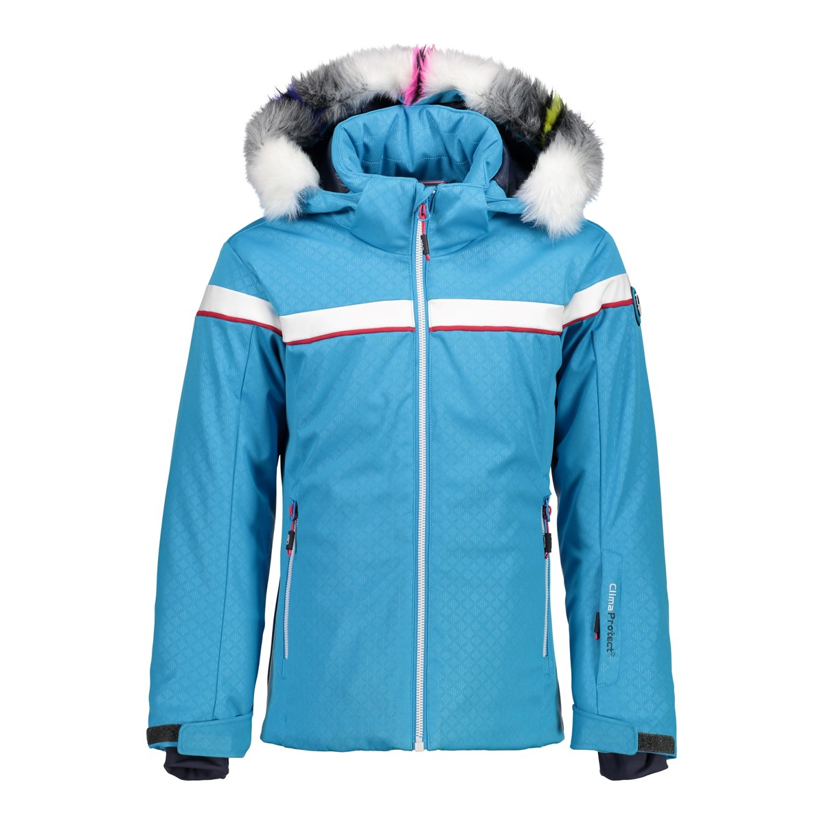 a595ddabc CMP Disco Junior Girls Ski Jacket 2019 Jewel Blue £85.00