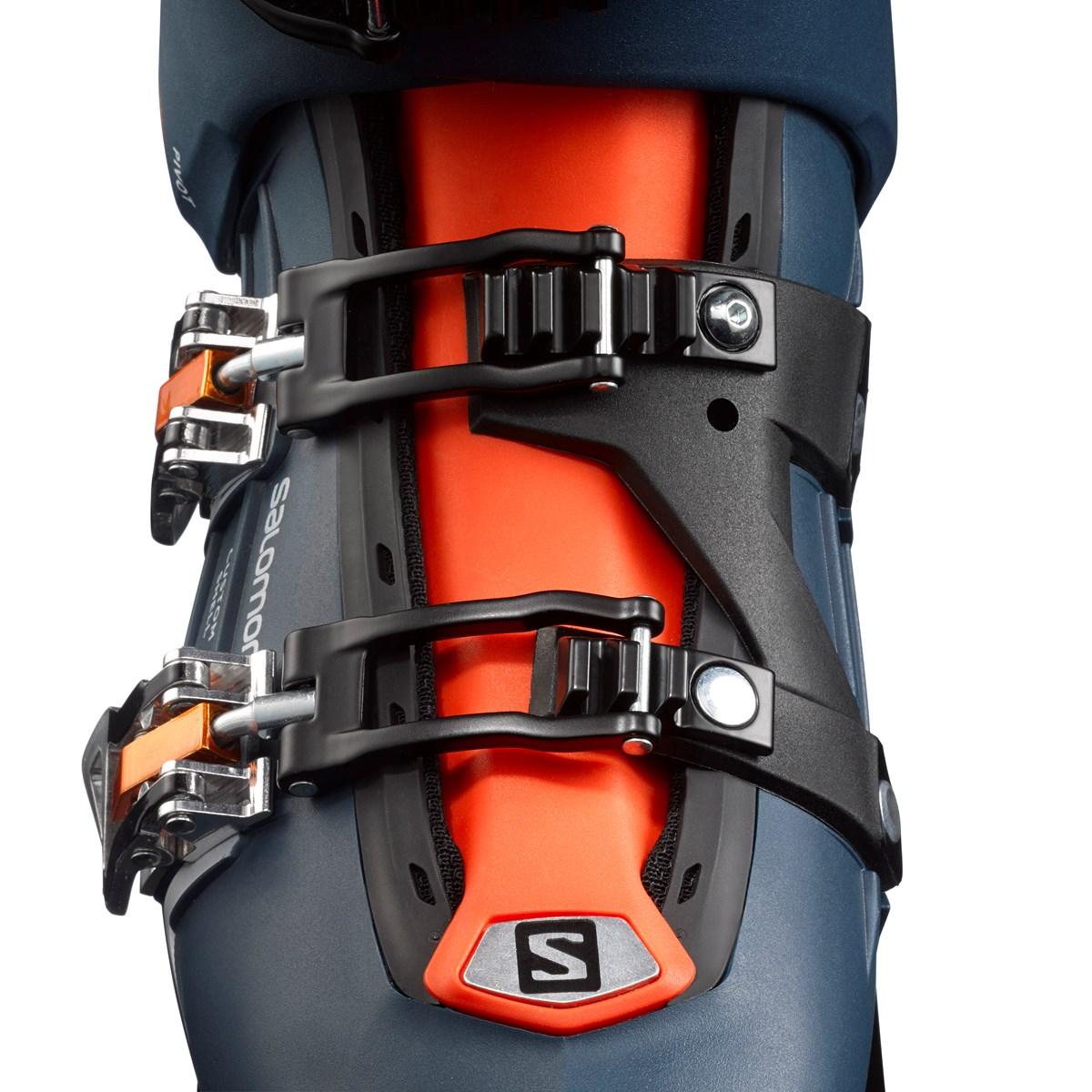 on wholesale hot sale 100% genuine Salomon Mens QST Pro Freeride 120 Ski Boots