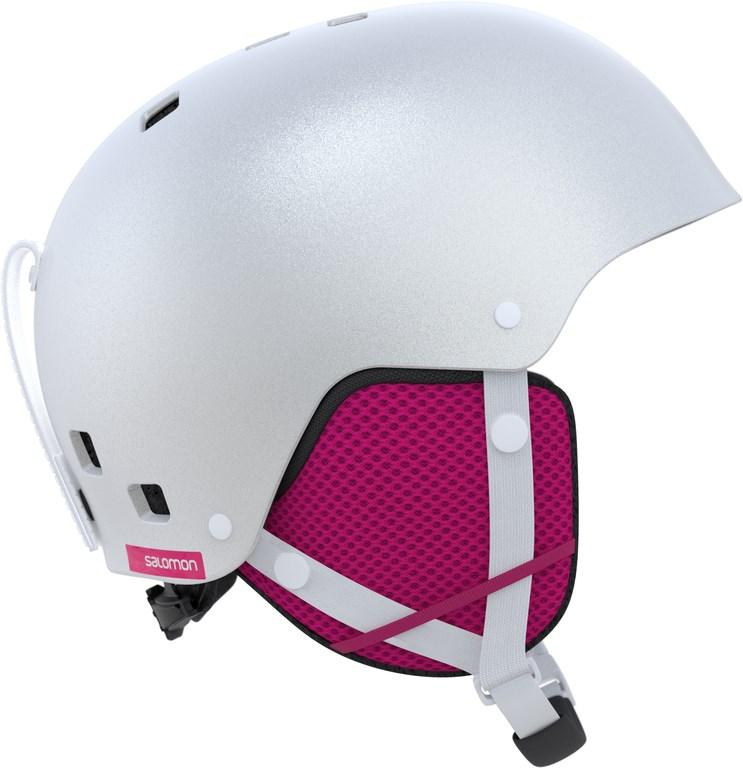 67ca80c5dc Salomon Kiana Junior Helmet White