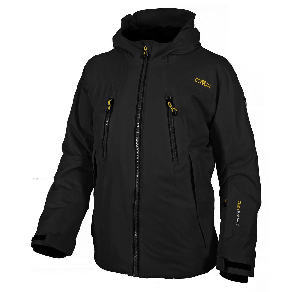 82bed78b6 Campagnolo Morgan Boys Ski Jacket Black
