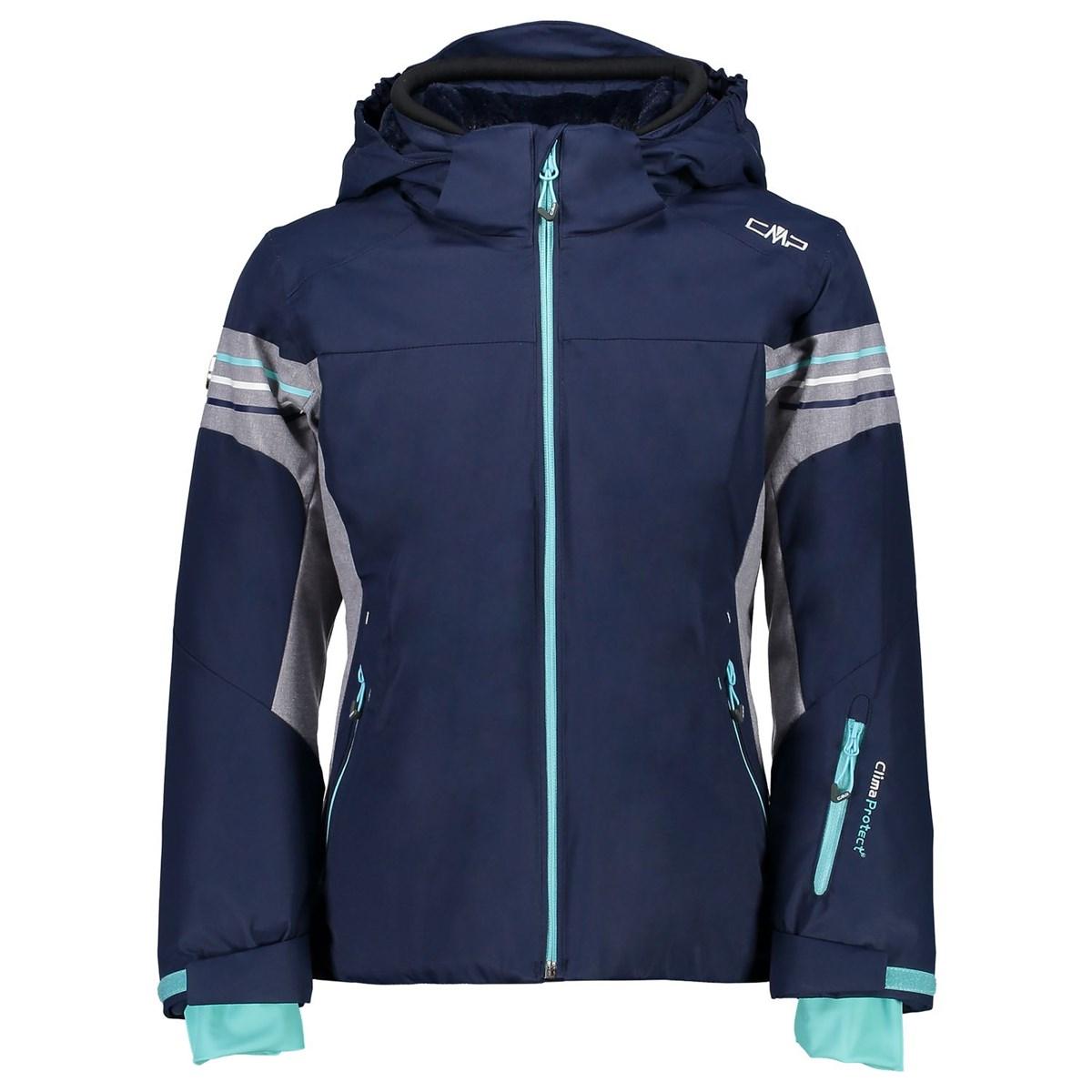 7f6feb4ed CMP Campagnolo Cleo Girls insulated ski jacket Navy Blue £76.76