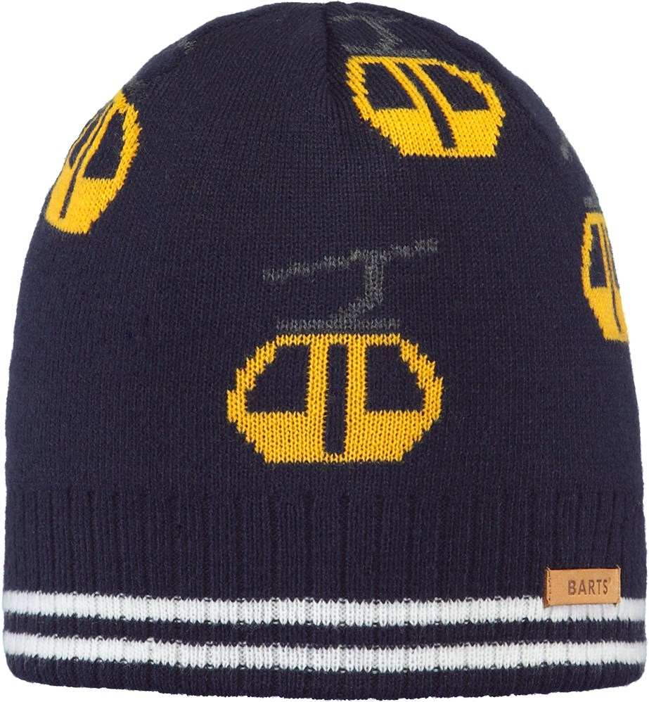 44460504 Barts Dequan Junior Kids Beanie Hat 2020 Navy