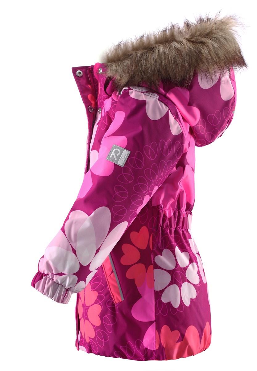 Reima Scenic Girls Snow Ski Jacket Berry Pink £63.00 c3719fe8e