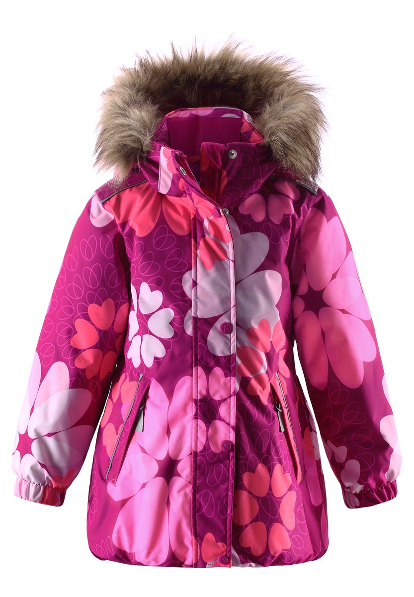 Reima Scenic Girls Snow Ski Jacket Berry Pink. 0 (Be the first to add a  review!) 37ba37e7f