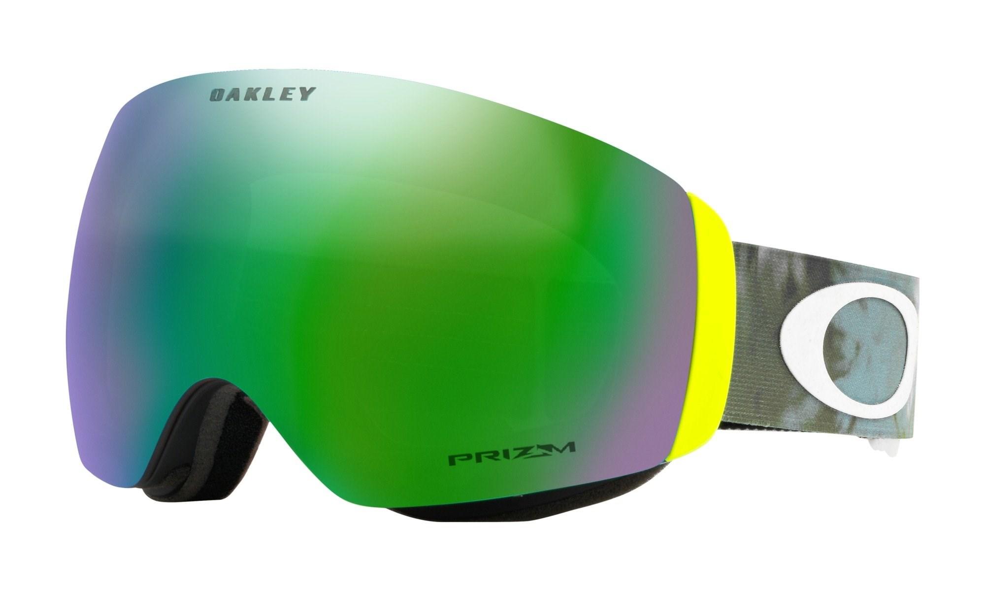 4f44b2fdb6a Oakley Flight Deck XM Ski Goggles 2019 Flurry Prizm Jade. 0 (Be the first  to add a review!)