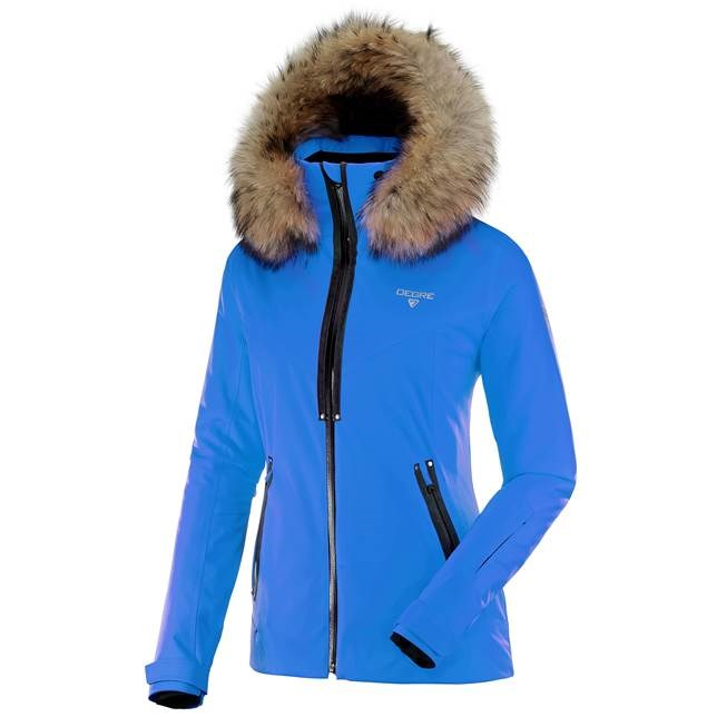 Degre 7 Geod Fur Ladies Ski Jacket Blue. 0 (Be the first to add a review!) 229eb124d