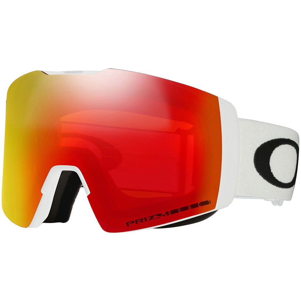 15c3fddff86e Oakley Fall Line XL Ski Snowboard Goggles 2019 White Prizm React. 0 (Be the  first to add a review!)