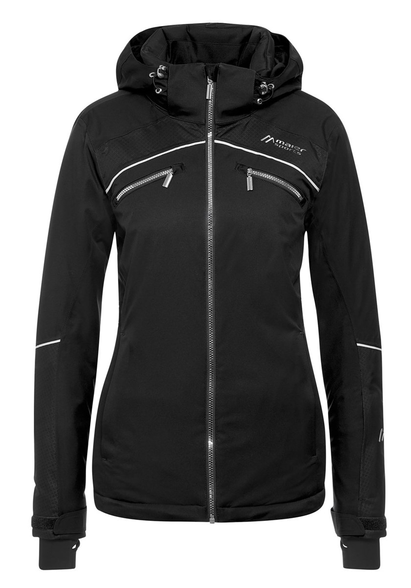 9880754f6e97 Maier Sports Albona Ladies Ski Jacket 2019 Black. 0 (Be the first to add a  review!)