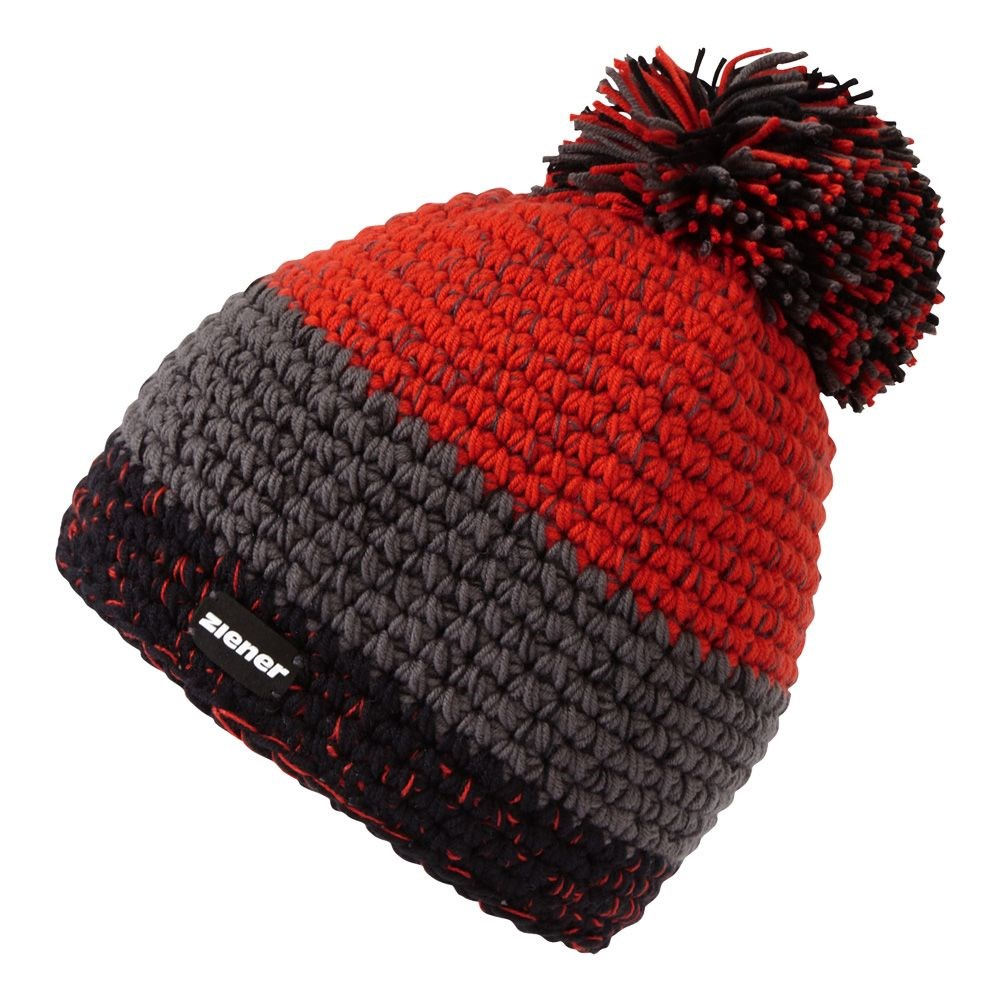 495a34338a7 Ziener Intercontinental Mens Beanie Hat 2019 Magnet £24.99