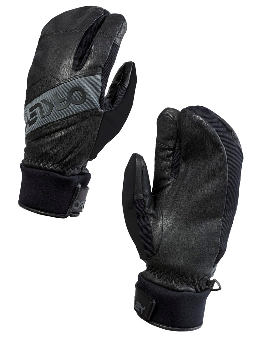 3ad2efd6fd902 Oakley Factory Winter Trigger Mens Ski Mitt 2 Black. 0 (Be the first to add  a review!)