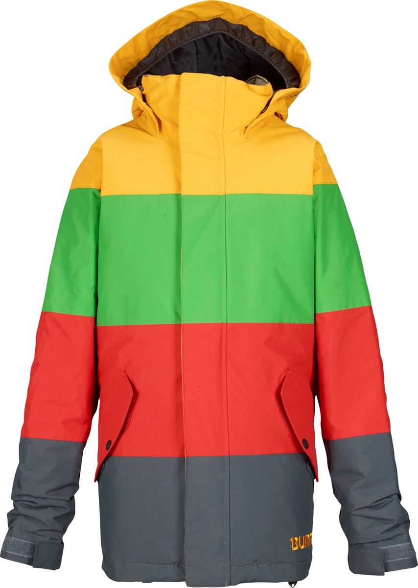 2786df9d7c91 Burton Symbol Boys Snowboard Ski Jacket Yolky £47.50