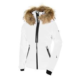Degre 7 Geod Ladies Ski Jacket 2019 White df5f2a525