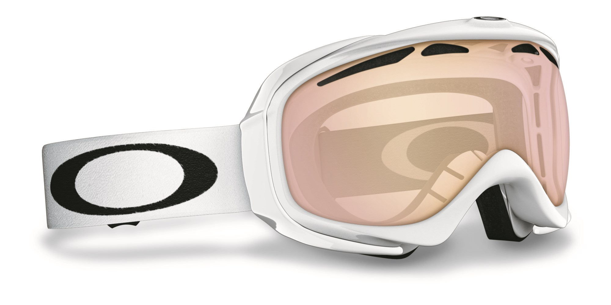 fedb5c3f1e Oakley Elevate Goggle White VR50 Pink Iridium. 0 (Be the first to add a  review!)