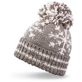 86ff69a59cfff Dakine Freya Ladies Beanie Hat Charcoal / White