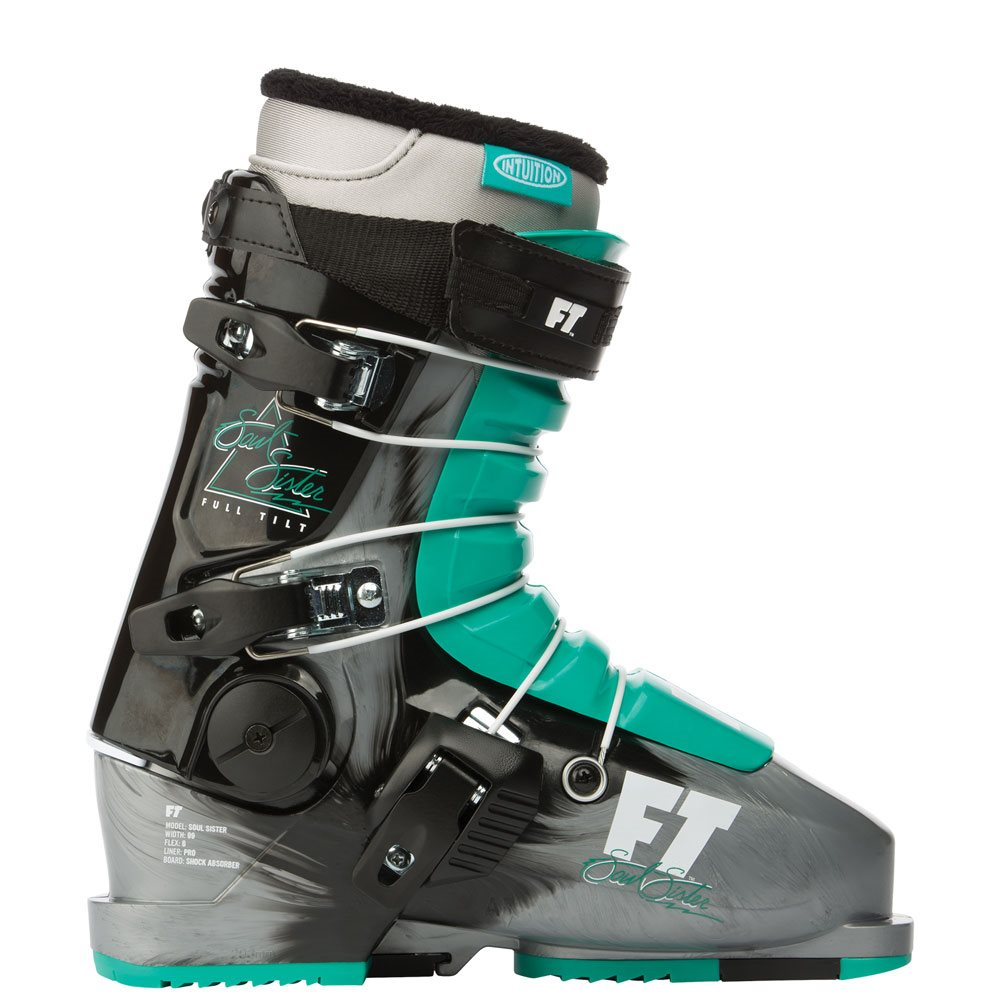 sc 1 st  Glide u0026 Slide Ski Shop UK & Full Tilt Soul Sister Ladies Ski Boot £335.00