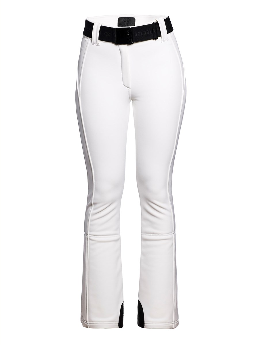Wonderbaar Goldbergh Pippa Ladies Stretch Ski Pants 2019 White £319.00 DZ-62