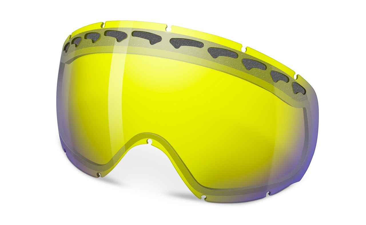 Oakley Crowbar Goggles Replacement Spare Lens HI Yellow £48.00