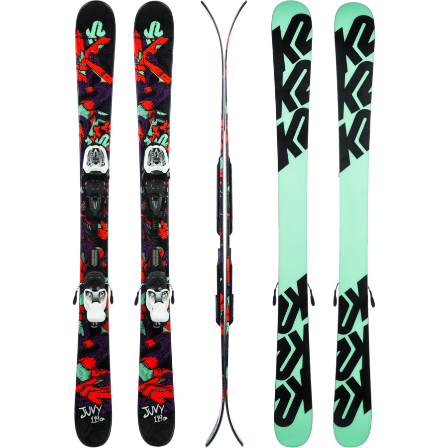 Twin Tip Skis For Kids