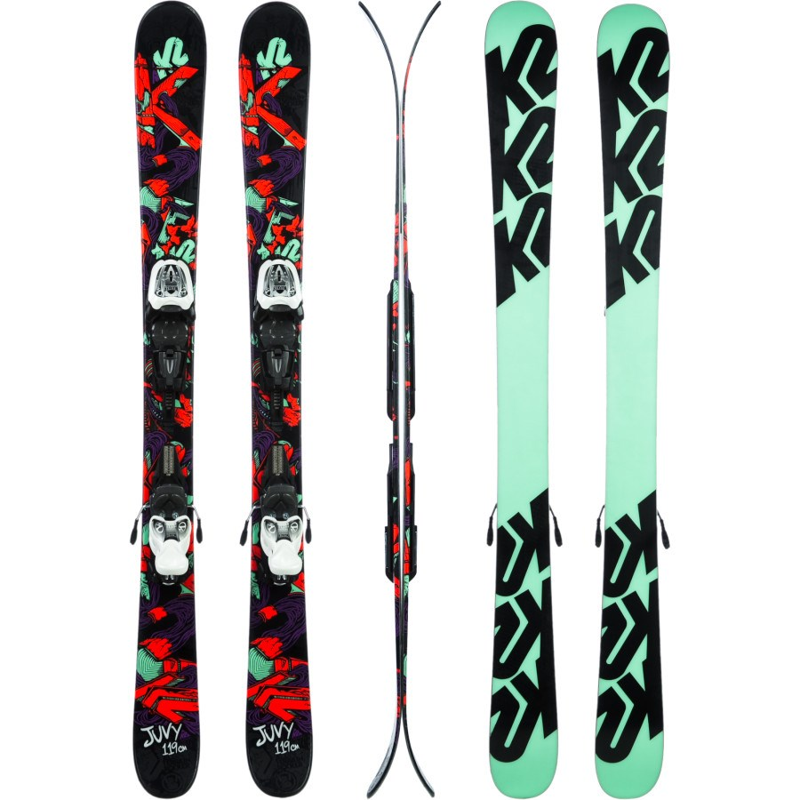 K2 Juvy Boys Skis With Bindings £210.00