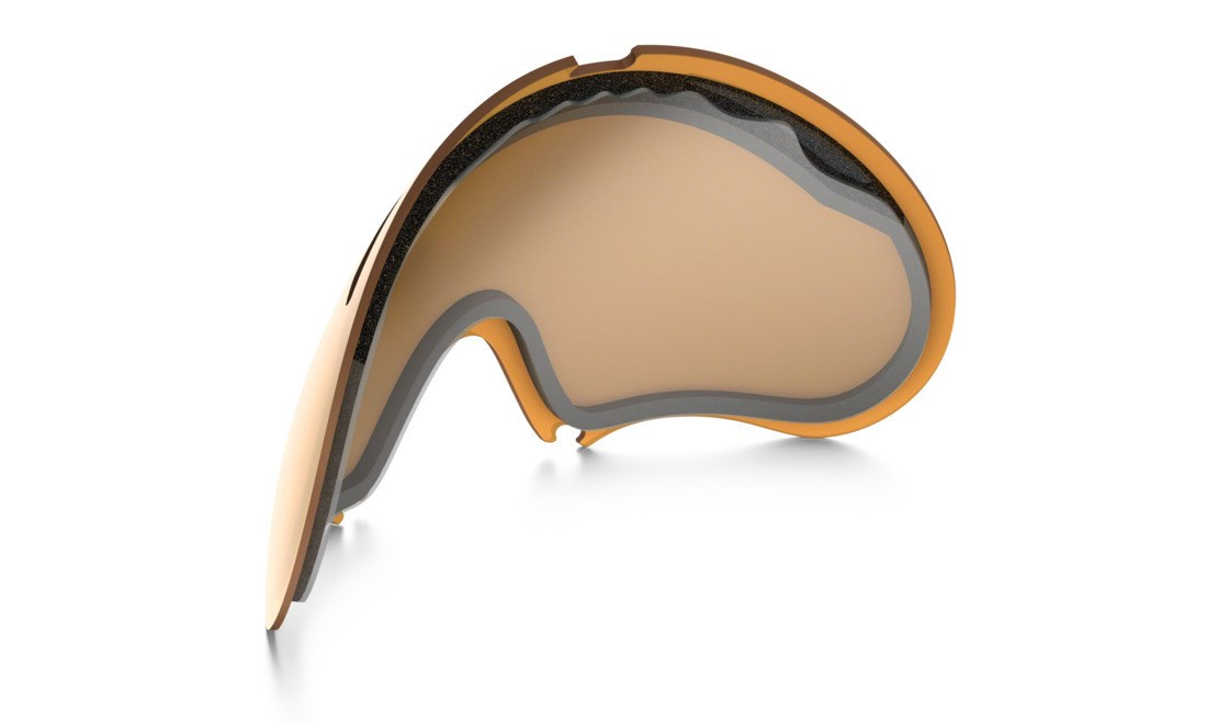 Oakley A Frame 2 Replacement lens persimmon £25.50