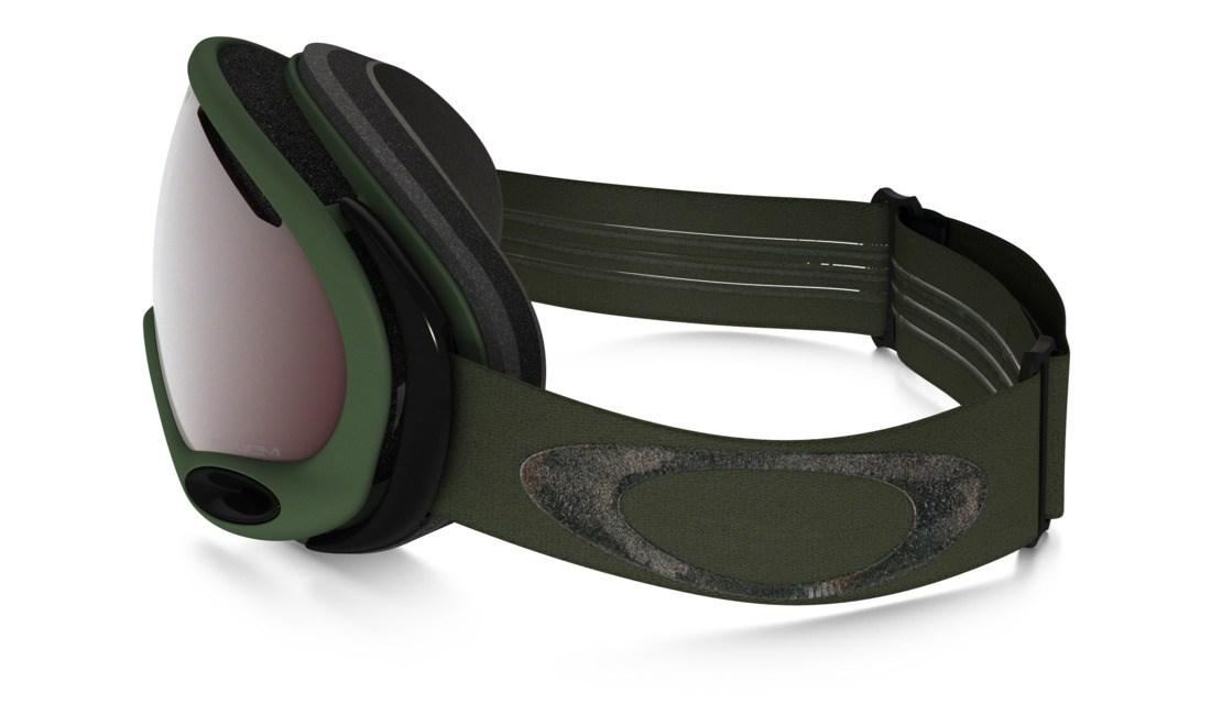 Oakley A Frame 2 0 Ski Goggles Er Army Green Prizm Black 163