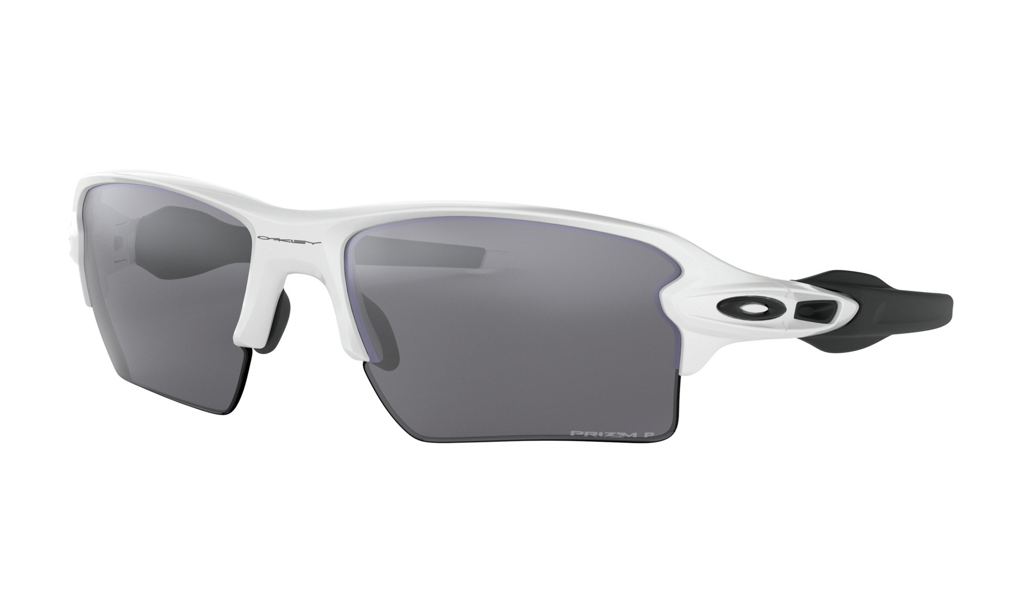 dd9118504a Oakley Flak 2.0 XL Sunglasses Polished White   Prizm Black Polarized. 0 (Be  the first to add a review!)