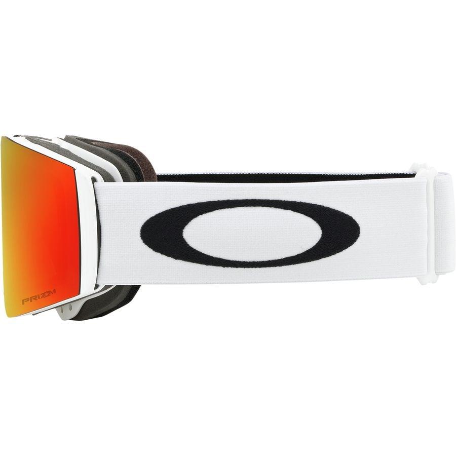 cede63ddd45 Oakley Fall Line XL Ski Snowboard Goggles 2019 White Prizm React £269.00