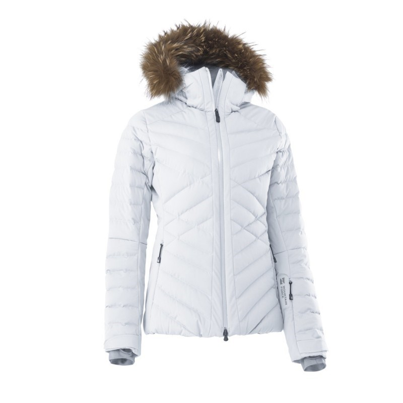 Mountain Force Ava Ladies Down Ski Jacket White. 0 (Be the first to add a  review!) afe69a84c