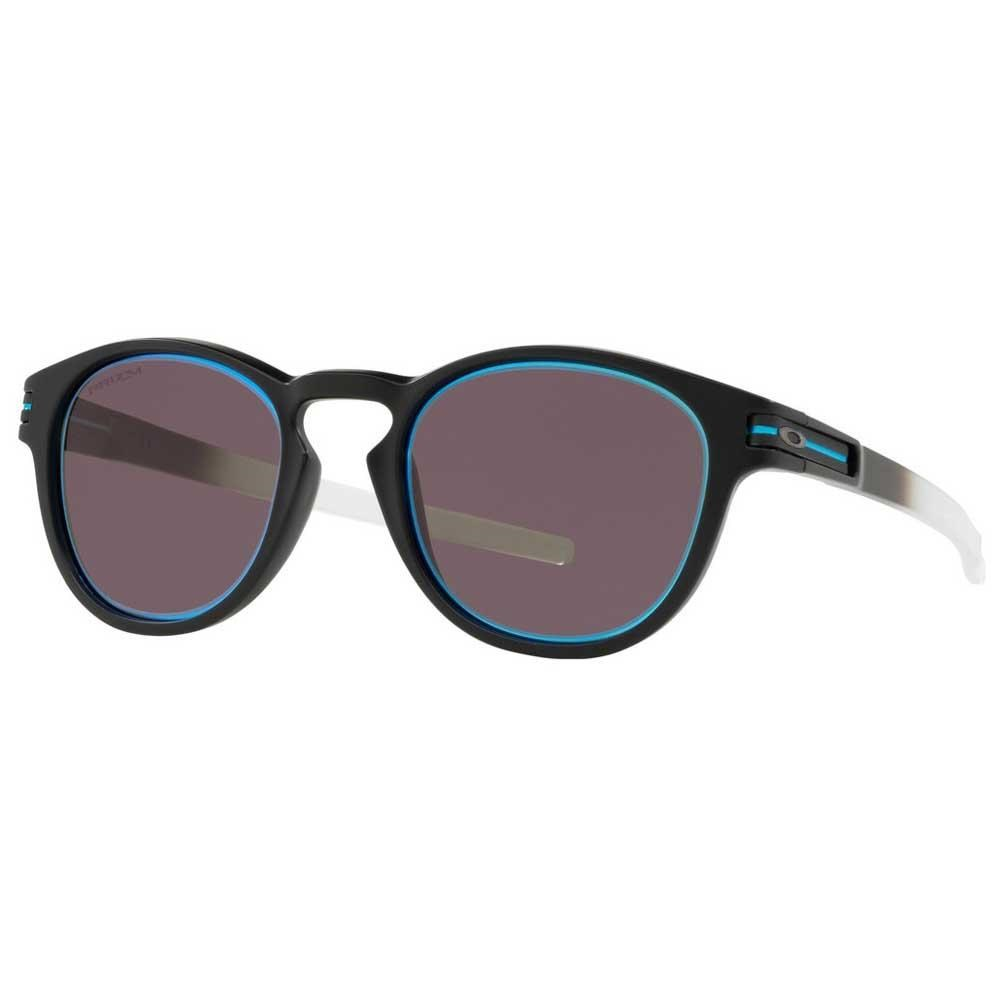 564ca25242c Oakley Latch Sunglasses Black Prizm Grey Sapphire Iridium lens. 0 (Be the  first to add a review!)