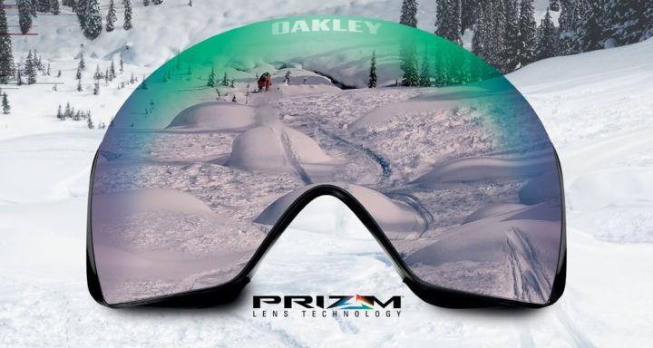 Oakley XM Flight Deck Snow Goggles Rose Sapphire Prizm Sapphire £175.00 a6c2682214