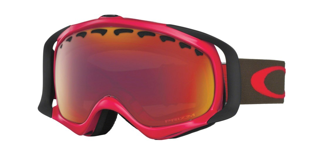 df0f5f006507 Oakley Crowbar Ski Goggles Red Herb  PrizmTorch. 0 (Be the first to add a  review!)