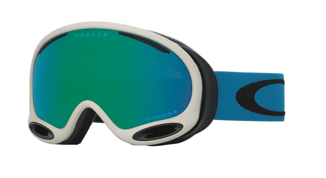 b287139c5e9 Oakley A Frame 2.0 Ski Goggles Oxide Legion Blue Prizm Jade £119.00