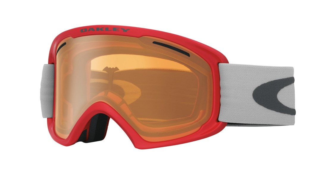 4daff722c0 Oakley 02 XL Ski Goggles Red Oxide   Persimmon Lens £48.00