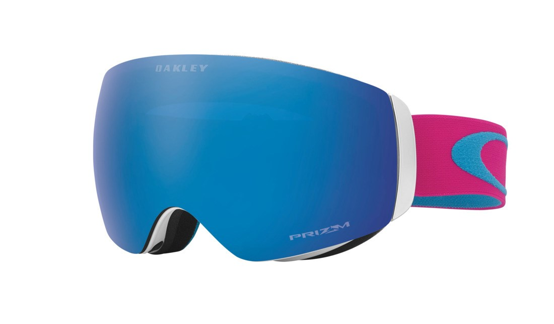 Oakley Flight Deck XM Ski Goggles Rose Sapphire  Prizm Sapphire. 0 (Be the  first to add a review!) 182ae488d4