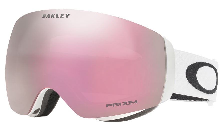 b2c6d7cf183 Oakley Flight Deck XM Ski Goggles 2019 Matt White Prizm HI Pink. 0 (Be the  first to add a review!)